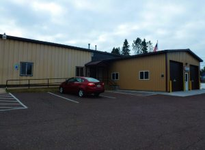Chassell Fire Hall